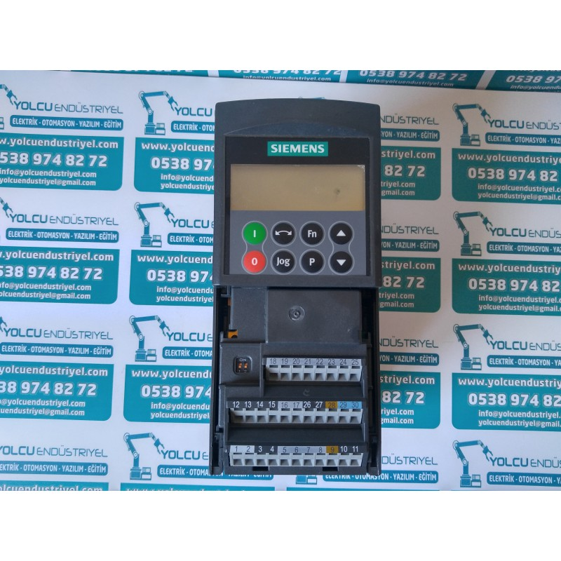 6SE6440-2UD17-5AA1, siemens, micromaster, micromaster440 ...