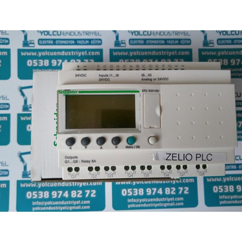 Sr2 B201bd Schneider Zelio Plc Compact Zelio Logic Fiyatı